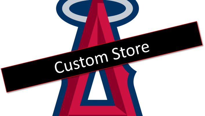 Los Angeles Angels Low Crown Hats