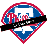 Phillies CUstom Store Logo