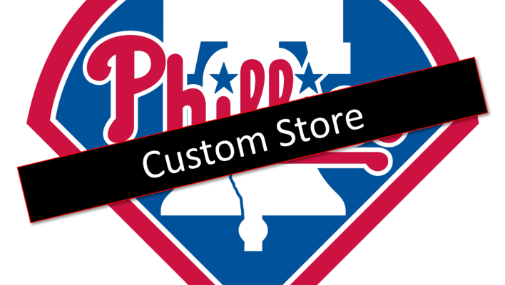 Black Philadelphia Phillies Hats