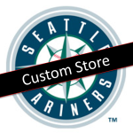 Seattle Mariners CUstom Store Logo
