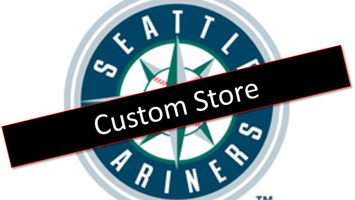Seattle Mariners Low Crown Hats