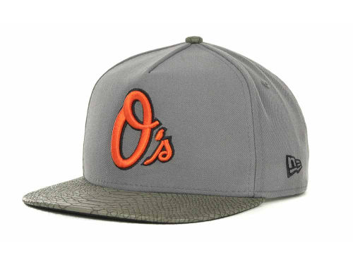 "New Era ""MLB Snakeskin Strapback 9FIFTY Cap"""