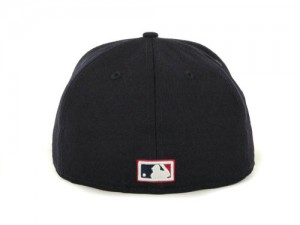 Boston Red Sox New Era MLB Cooperstown Patch 59fifty cap 2