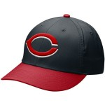 Nike Cincinnati Reds Dri-FIT Practice Adjustable Hat