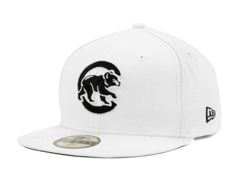 "New Era ""MLB White 59FIFTY Cap"""