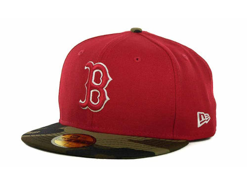 "New Era ""MLB Camo Hat, 59FIFTY Cap"""