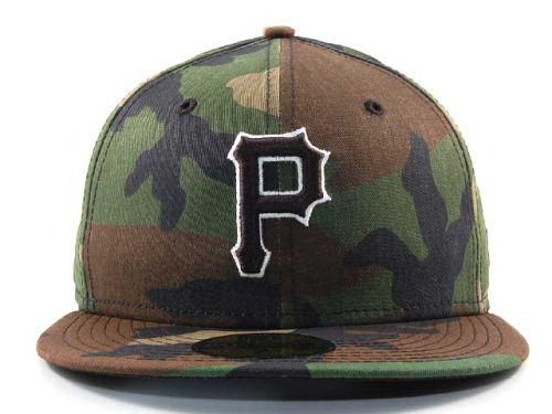 59Fifty Camo Hat