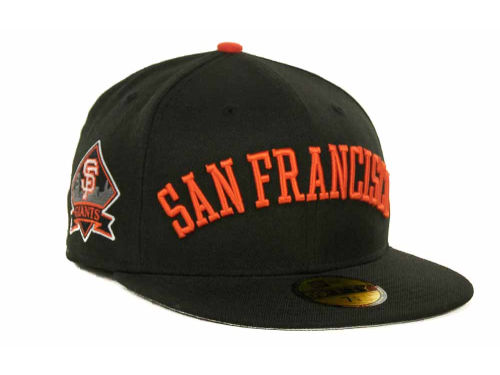 MLB New Era All City Patch Hat, 59FIFTY