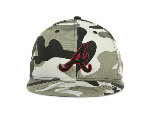 New Era Sneak Up Urban Camo Cap