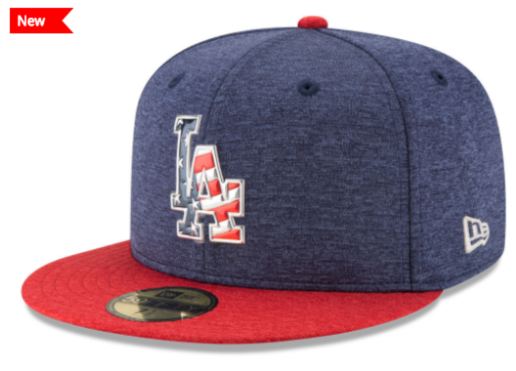 Definitive Guide To All Mlb 4th Of July Hats 59fifty