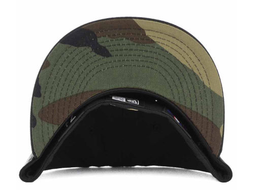 New Era Camo Hat, 59FIFTY