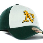 Oakland Athletics 47 Brand MLB 47 Hall Of Famer Franchise Cap