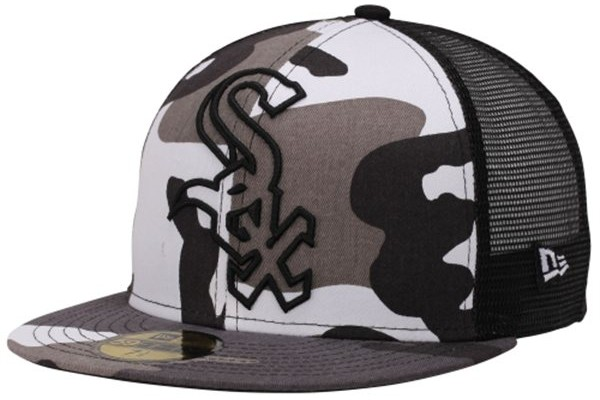 New Era Mesh Hat, 59FIFTY Urban Camo