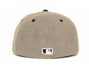 Baltimore Orioles New Era Gray Hound Hat, Fitted 59fifty 2