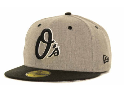 New Era Gray Hound Hat, Fitted 59FIFTY