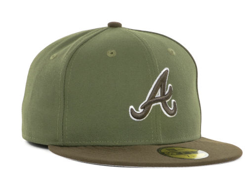 Custom Green New Era Hat, 59fifty