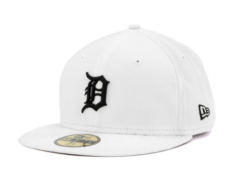 MLB White New Era 59FIFTY