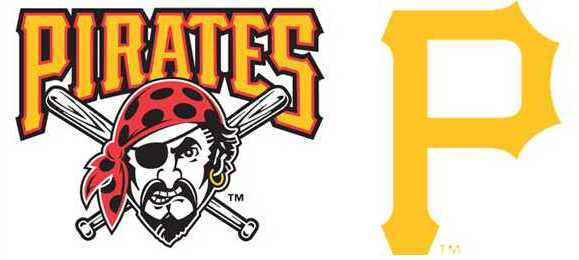 pittsburgh pirates new logo - Pittsburgh Pirates Coloring Pages