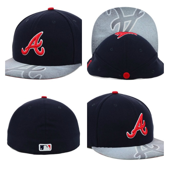 2014 MLB 59fifty Brim Logo 42d9d15a993