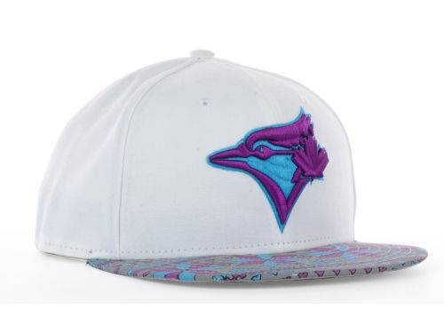2014 MLB New Era Snowflake Strapback Hat