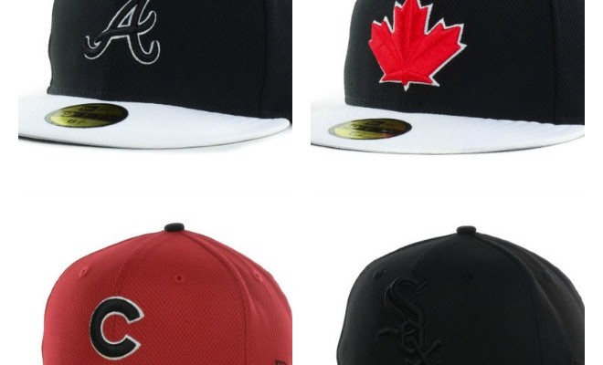 MLB New Era Diamond Era Hookturn Hats