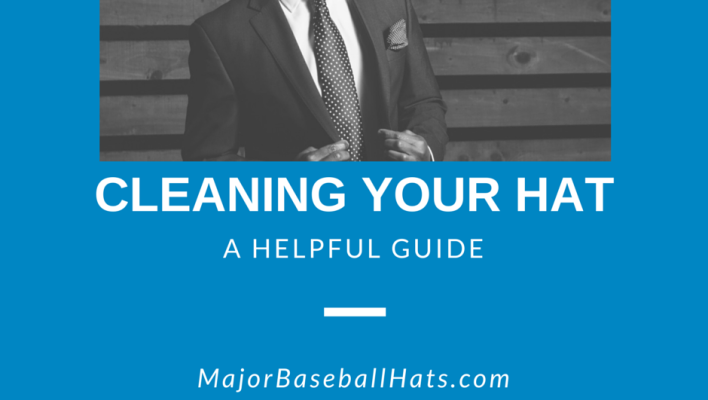 Simple ways to Wash a Baseball Hat