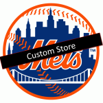 New York Mets Custom Hat Store Logo