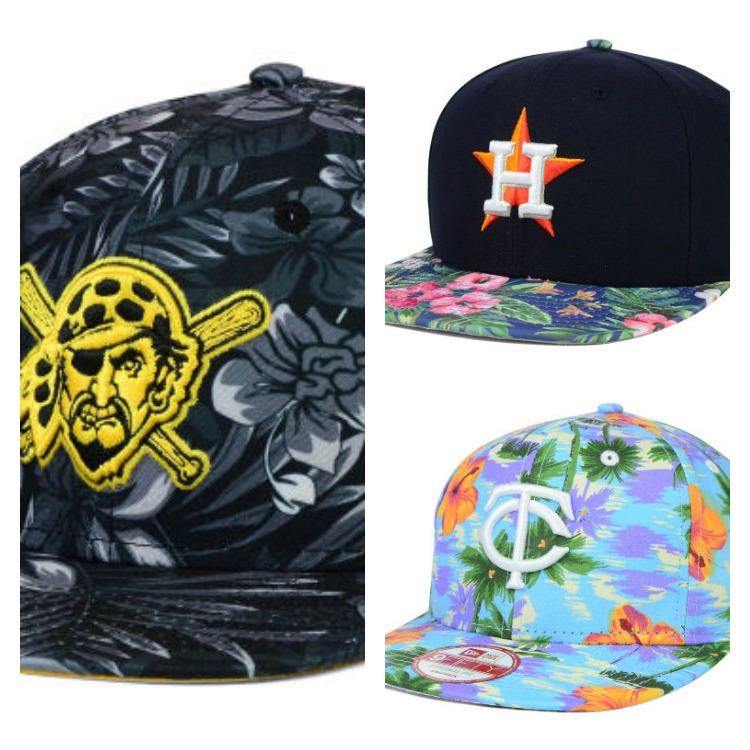 105062a5e10 ... shopping hawaiin floral mlb hats from new era 5950 9b610 29f81