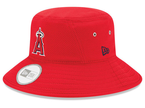 MLB New Era Bucket Hats with Diamond Era Technology