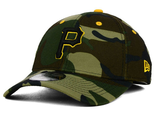 The Classic Camo MLB 39THIRTY Hat