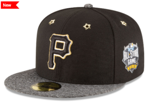 Pirates 2016 All star Game Cap