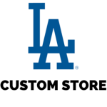Dodgers Custom Store Logo for all styles