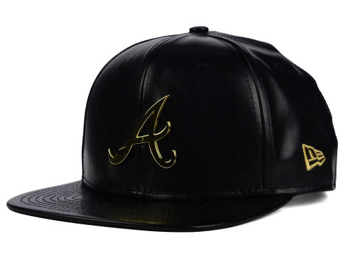 All Leather 9FIFTY Strapback by New Era