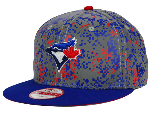 Team Pixel Snapback by New Era 9FIFTY