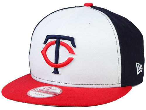 MLB white panel, 2 tone, Snapback Hat