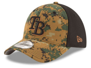 Rays 2016 Memorial Day 39thirty Low Crown Hat