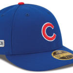 2016 MLB Postseason Patch Hats, New Era 59 Fifty