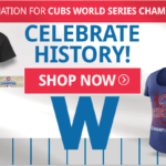 Chicago Cubs 2016 World Series Championship Hats