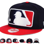 MLB Logo team hats