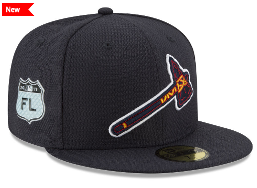 Braves Spring Training Patch Cap