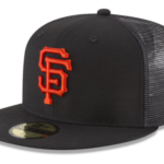2018 MLB Mesh Back, On Field 59fifty Hat