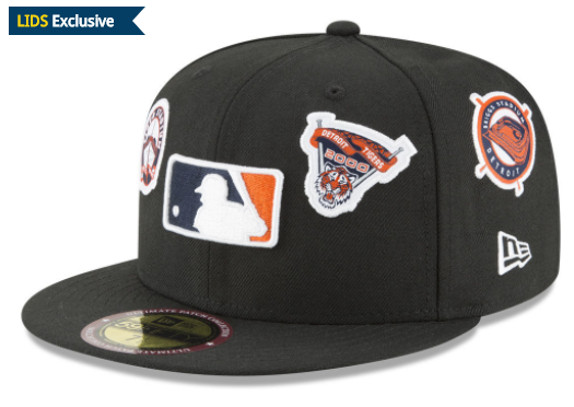 MLB 2018 Patch Cap