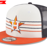 MLB Trucker Cap, 3 stripes, New Era 9fifty