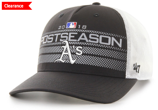 2018 MLB Post Season locker room hat