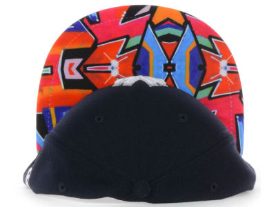 Mlb Graffiti Bill Hat