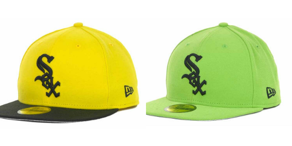 Mlb New Era Pop Series Yellow Amp Green 59fifty