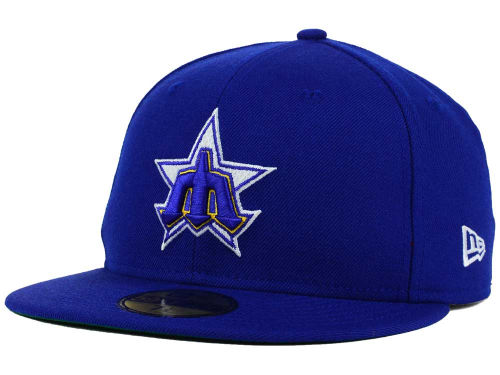 New Era 59fifty Logo Hat