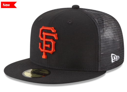 2018 Mlb Mesh Back On Field 59fifty Hat